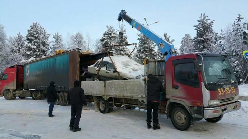 эвакуатор автомобилей Сургут