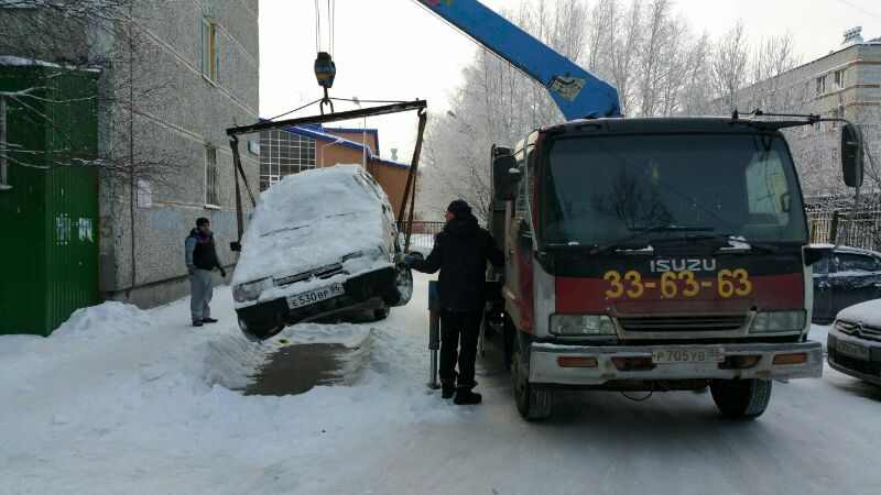 Транспортировка автомобилей эвакуатором