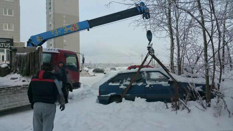 эвакуация автомобиля межгород